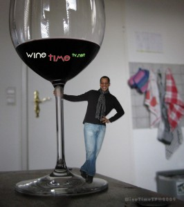 A New Wine Time TV Promo Poster