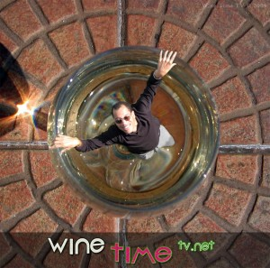 Kamary Phillips, host of Wine Time TV